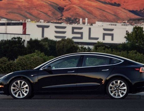 Musk releases all Tesla patents to help save the Earth