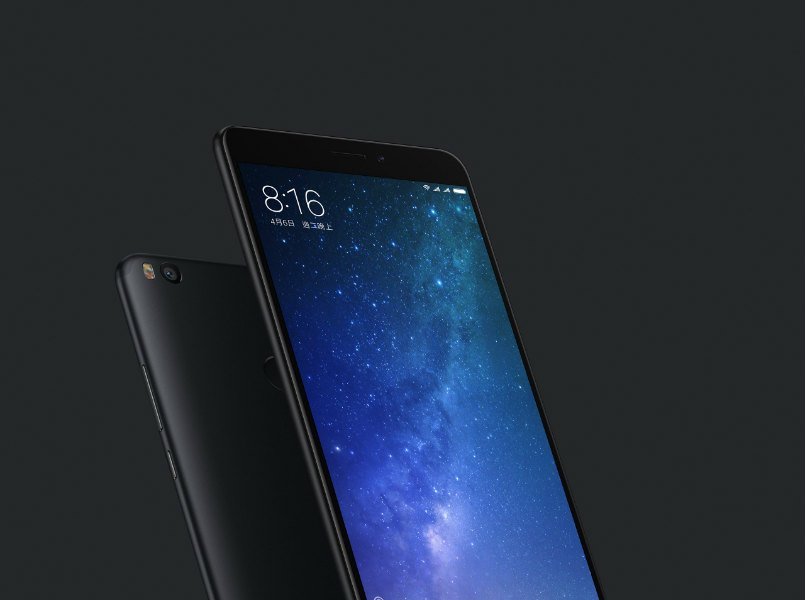 Xiaomi Mi Max 2 bets big on massive display