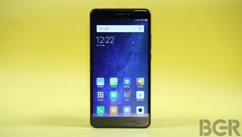 Xiaomi Mi Max 2 variant with 4GB RAM, 32GB storage launched: Price, specifications