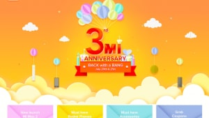 Xiaomi's 3rd Mi Anniversary sale kicks off today: From Mi Max 2 to Redmi 4, here are the deals to look forward to