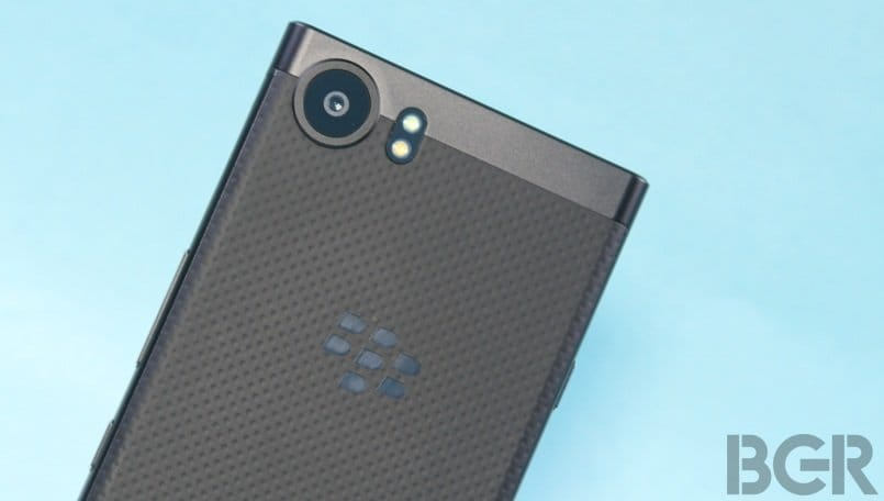 BlackBerry will reportedly license its custom Android OS to other manufacturers