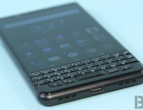BlackBerry KEYone receives Oreo update in beta, stable version roll out soon