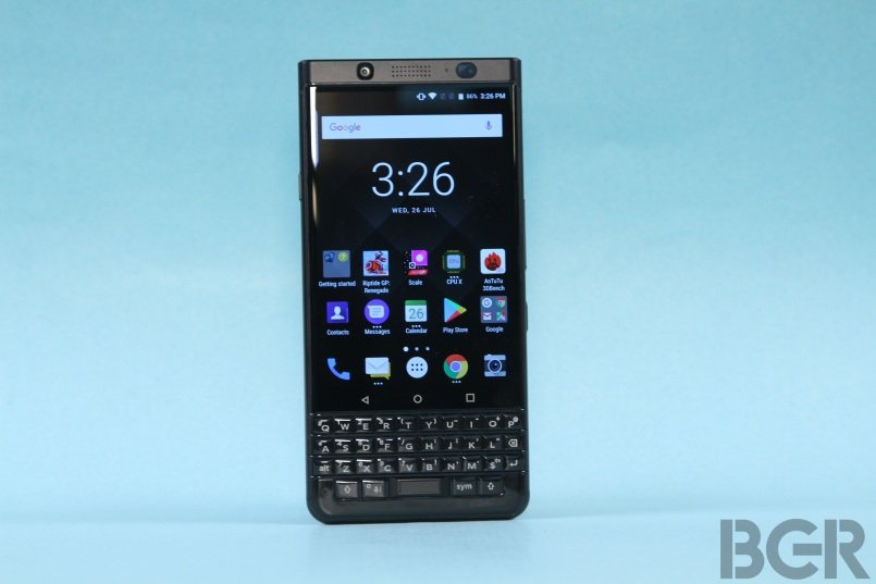BlackBerry KEYone Review: Bringing back the QWERTY keyboard