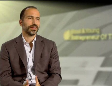 Expedia's Dara Khosrowshahi is officially the new Uber CEO