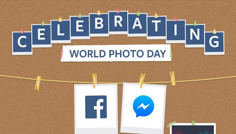 World Photography Day 2017: 5 ways to celebrate it on Facebook