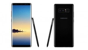 Samsung mobile chief DJ Koh defends Galaxy Note 8's smaller battery