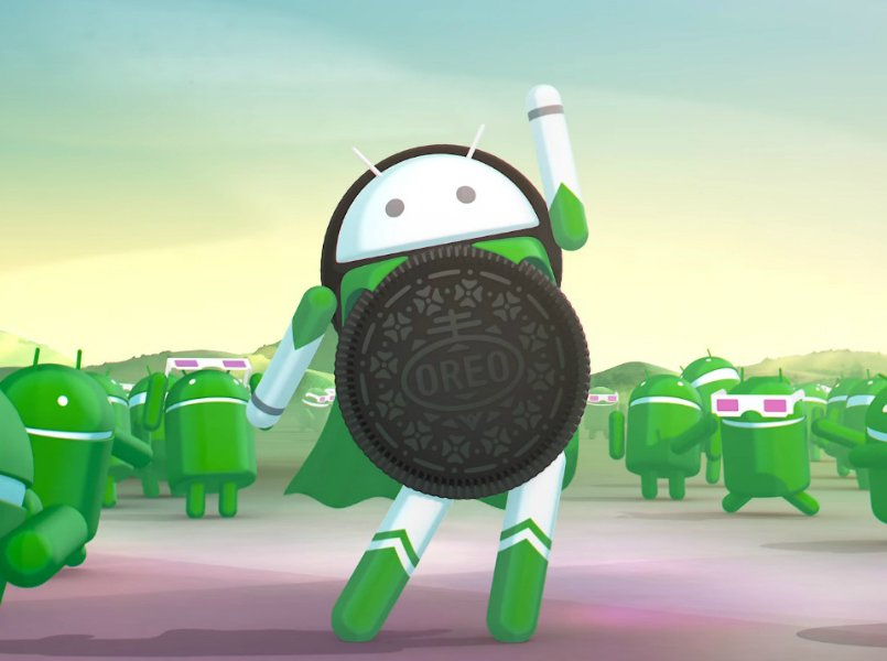Google announces Android Oreo