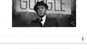 Google Doodle celebrates cinematographer James Wong Howe's 118th birthday