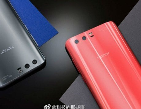 Honor 9 spotted in 3 new color options