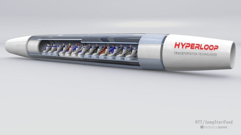 'We are in talks with five state governments to bring Hyperloop to India': Bibop Gresta speaks on future plans