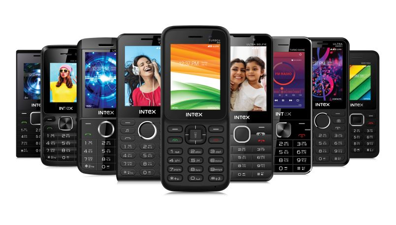 Intex Turbo+ 4G VoLTE feature phone announced in India, will take on Reliance JioPhone
