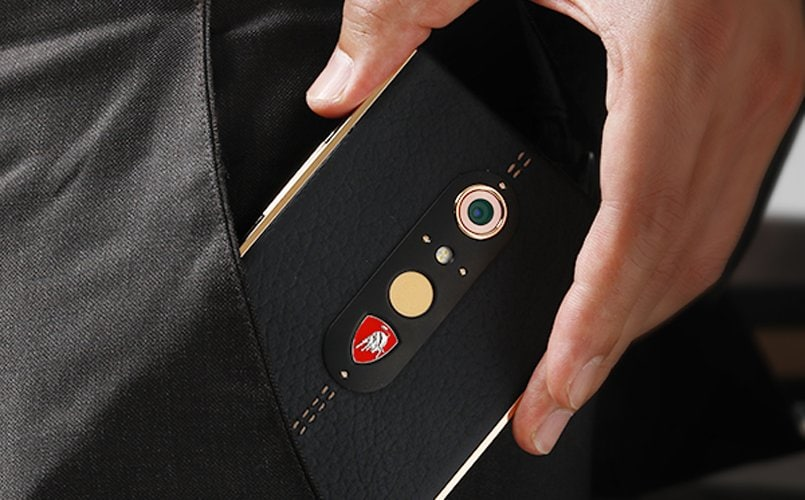 Lamborghini Alpha One Smartphone Launched Priced At Around Rs
