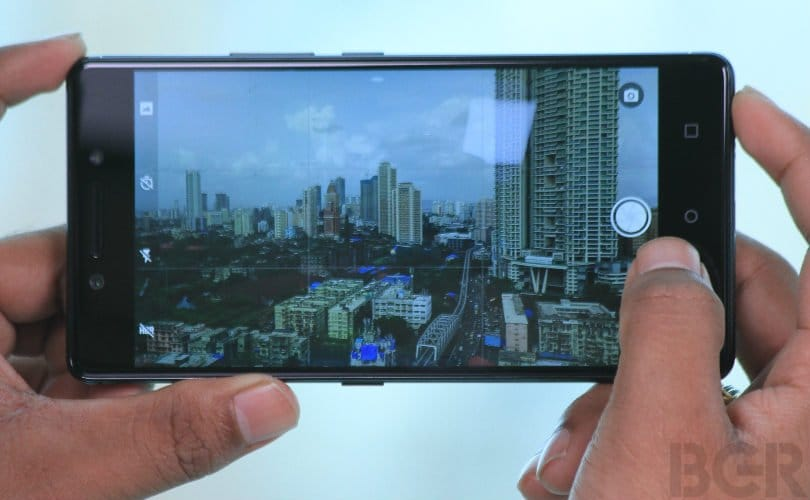 lenovo k8 note review camera app