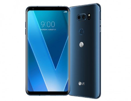 LG V30 update brings in ThinQ branding, AI cam and more