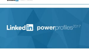 Top Tech Names in LinkedIn Power Profiles