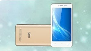 Mafe Shine M810 budget smartphone launched in India, priced at Rs 4,599