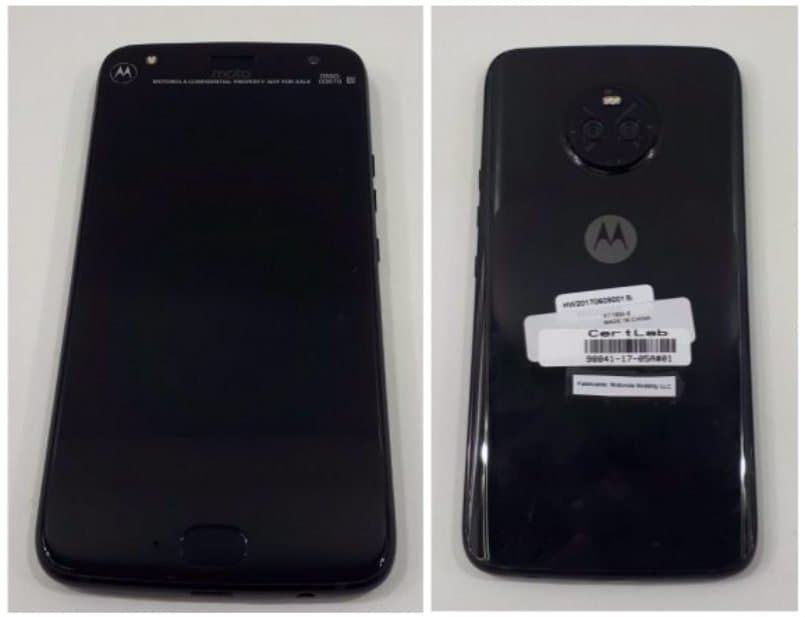Moto X4 leaked press renders don't leave much to the imagination