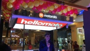Motorola ramps up retail presence with 6 'Moto Hubs' in India
