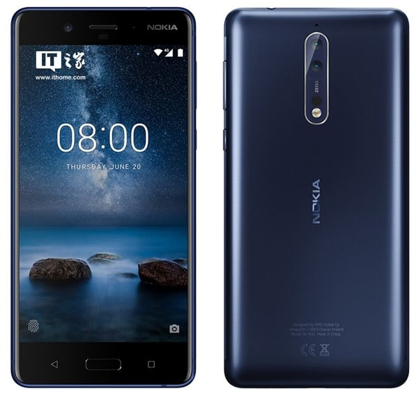It's OFFICIAL! Nokia 8 Launches TODAY, People!
