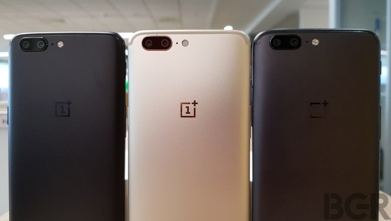 Oneplus 5 all colors 6