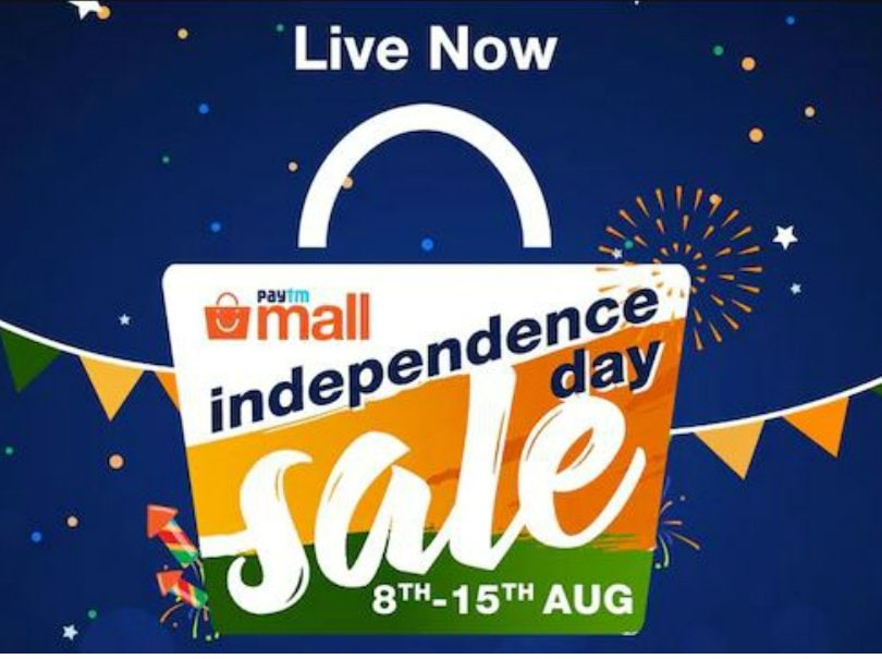 Paytm Mall Independence Day sale: Top deals on Apple iPhone 7, Lenovo K6 Note, Google Pixel and more