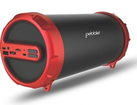 Pebble launches Storm portable Bluetooth speaker in India