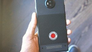 RED Hydrogen smartphone with holographic display out in hands-on video
