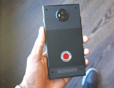 RED Hydrogen One listing shows up on Geekbench