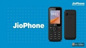 Reliance JioPhone with 2-megapixel camera, 4GB ROM, GPS support leaked
