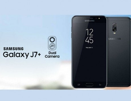 Samsung Galaxy J7+ with dual cameras, facial recognition and Bixby support leaked