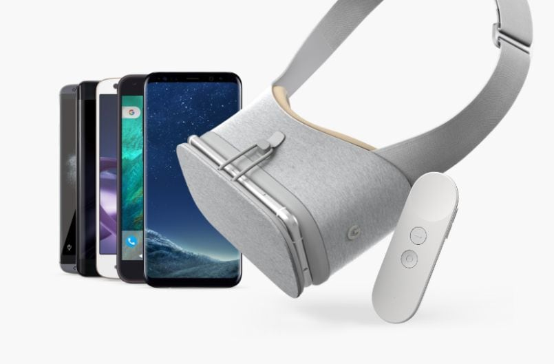 Samsung Galaxy S8, Galaxy S8+ update brings Google Daydream VR support to the smartphones