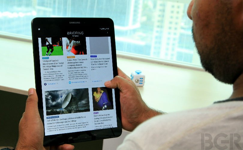 samsung galaxy tab s3 review breifing