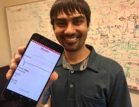 Google buys Indian-origin professor's health monitoring startup, Senosis Health