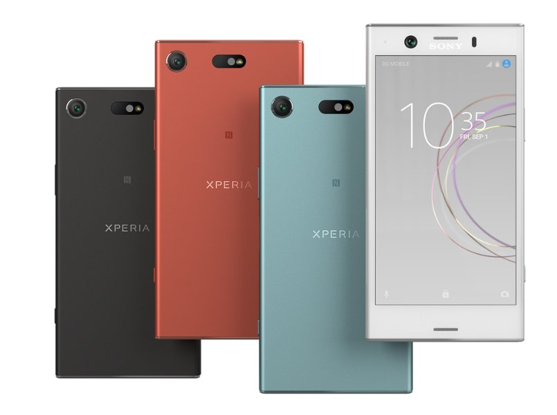ifa 2017 sony xperia xz1 xperia xz1 compact xperia xa1 plus launched bgr india. Black Bedroom Furniture Sets. Home Design Ideas