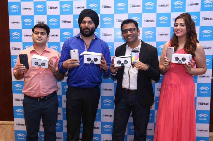 check out f8241 908fa Swipe Elite VR with HD display, 13-megapixel rear camera launched ...