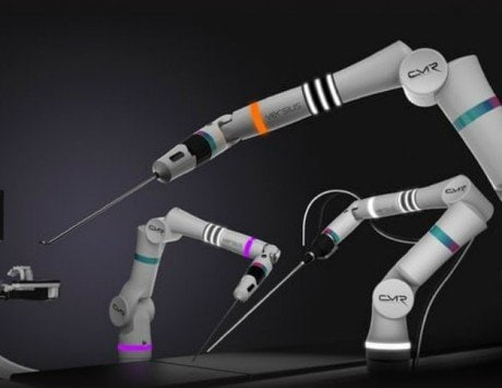 UK scientists develop world's smallest surgical robot