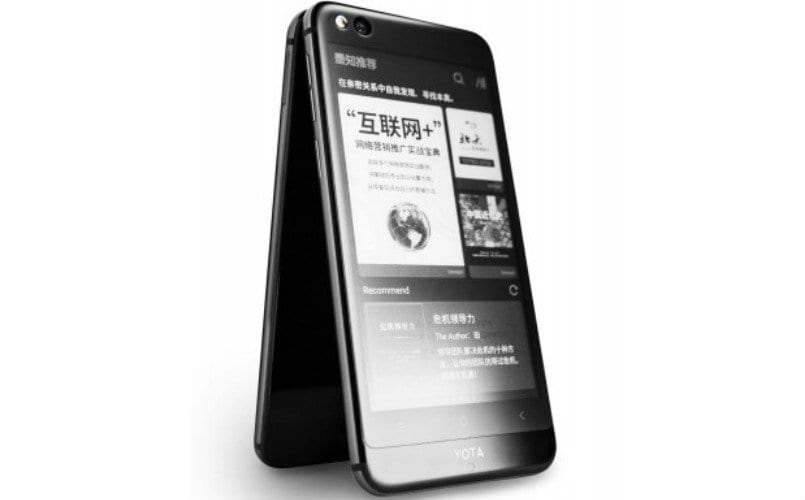 YotaPhone 3 with dual-screen, Android 7.0 Nougat launched ...