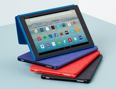 Amazon Fire HD tablet updated with full HD display, hands-free Alexa