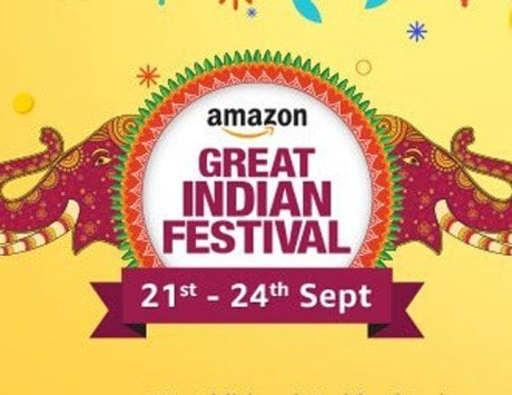 Great Indian Festival Sale: Amazon to offer deep discounts on food and grocery