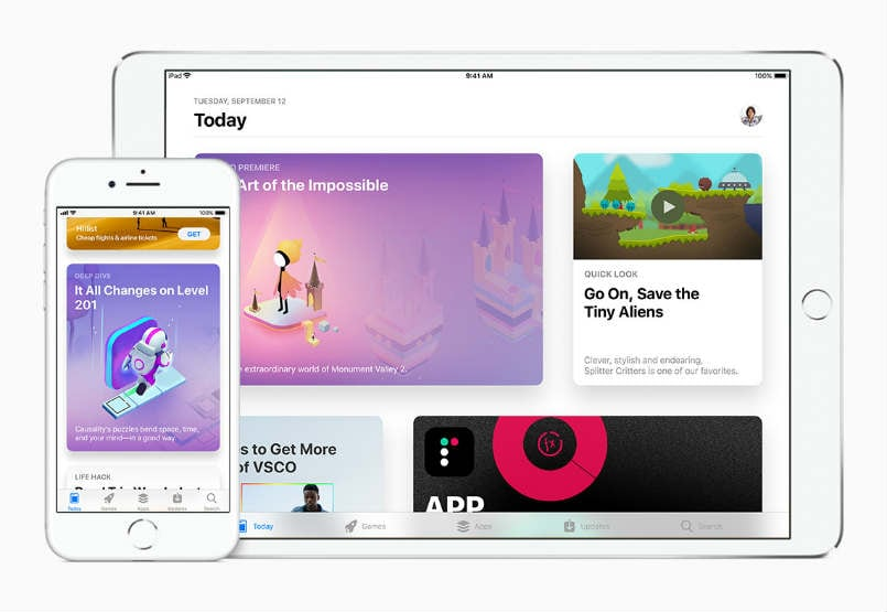 With new operating system, Apple revamps its money-making App Store