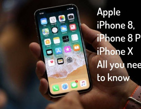 Apple iPhone 8, iPhone 8 Plus, iPhone X: All you need to know
