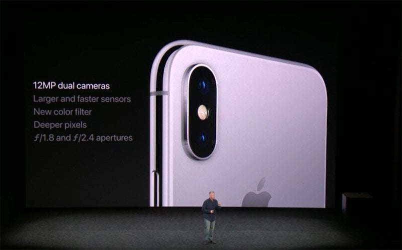 Apple iPhone X top features: Edge-to-edge OLED display ...