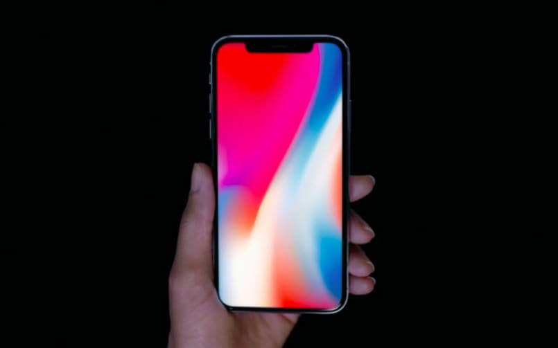 Apple's new iPhone X is all glass and has facial recognition unlocking