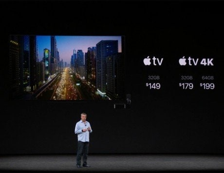 Apple TV 4K launched: Supports HDR, here are specifications and features