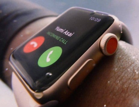 Apple Watch Series 3 LTE to be available via Reliance Jio, Airtel