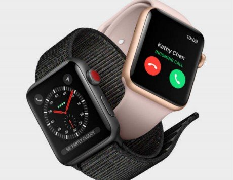 Apple Watch Series 3's LTE connectivity won't be available to 68% users globally: Canalys