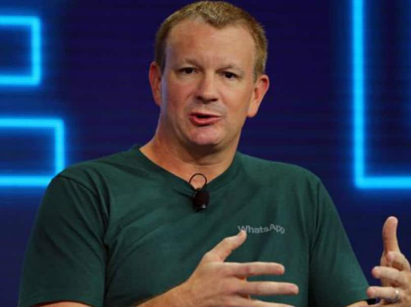 WhatsApp co-founder Brian Acton says it is time to delete Facebook