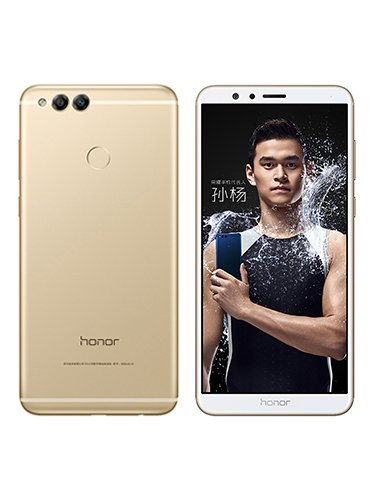 Honor 7X Honor 7X-Design