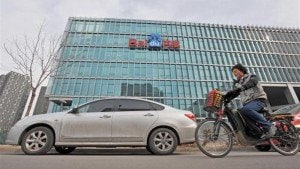 China's Baidu partners with cab operator Shouqi for self-driving vehicles: Report