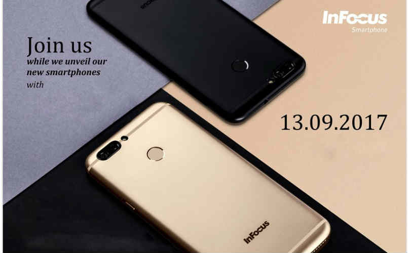 Infocus new dual camera phone 1